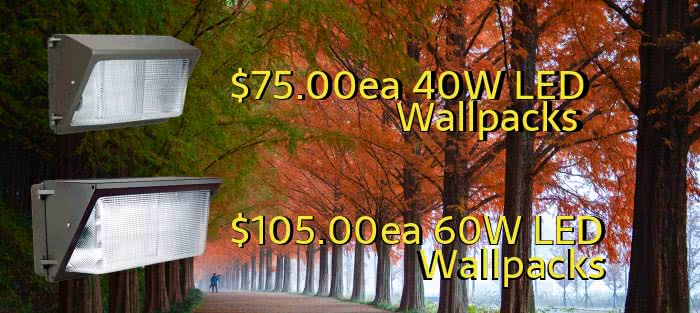 See our current fall savings on wallpacks - Hurry while supplies last